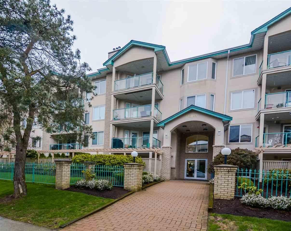 R2150486 - 407 20443 53 AVENUE, Langley City, Langley, BC - Apartment Unit