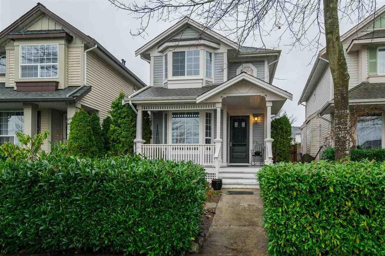 R2150690 - 6521 185 STREET, Cloverdale BC, Surrey, BC - House/Single Family
