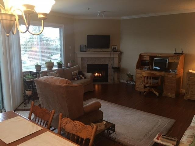 R2151680 - 305 5489 201 STREET, Langley City, Langley, BC - Apartment Unit