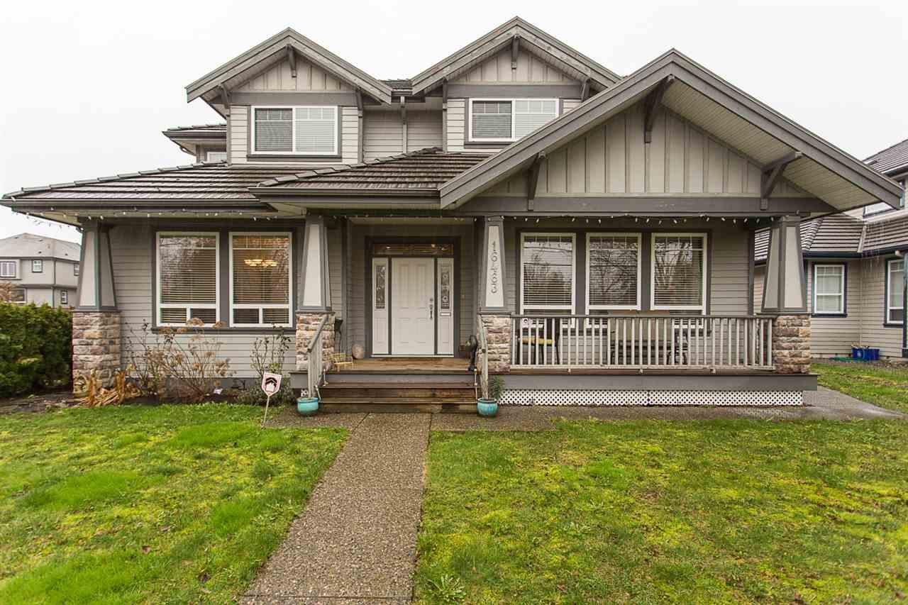 R2151694 - 16463 104 AVENUE, Fraser Heights, Surrey, BC - House/Single Family