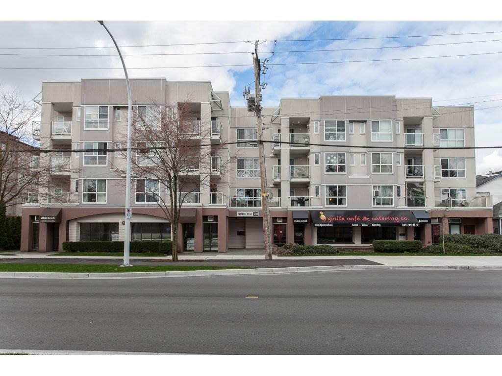 R2151805 - 206 5499 203 STREET, Langley City, Langley, BC - Apartment Unit