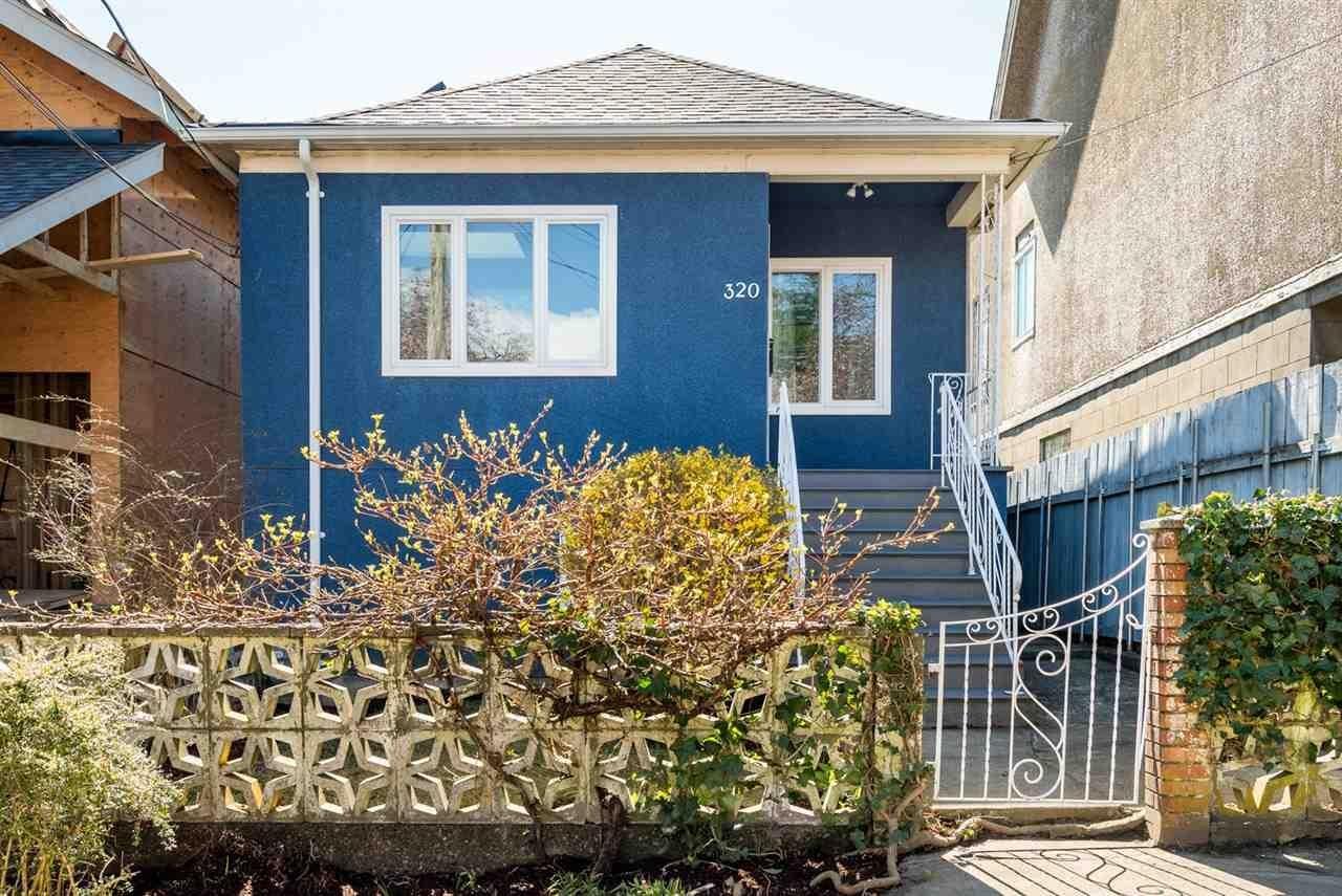 R2151986 - 320 E 26TH AVENUE, Main, Vancouver, BC - House/Single Family