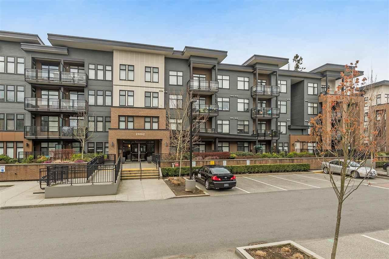 R2152156 - 105 20062 FRASER HIGHWAY, Langley City, Langley, BC - Apartment Unit