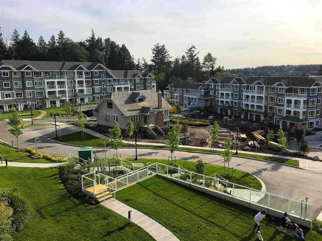 R2152331 - 407 16398 64 AVENUE, Cloverdale BC, Surrey, BC - Apartment Unit