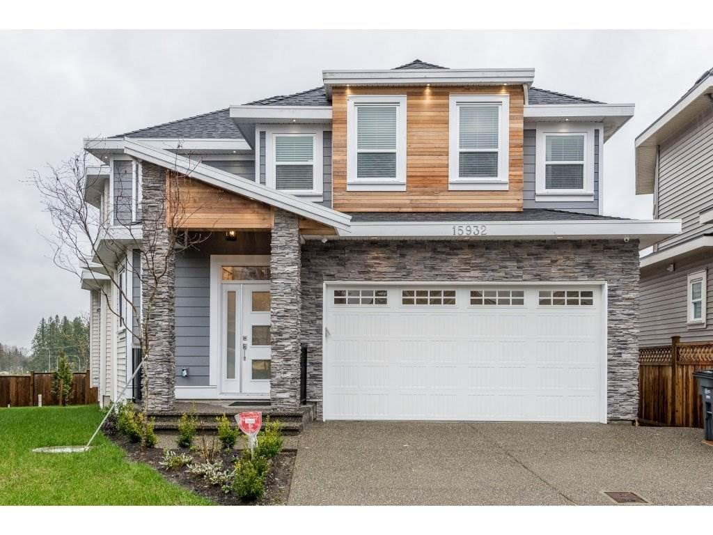 R2152533 - 15932 105 AVENUE, Fraser Heights, Surrey, BC - House/Single Family