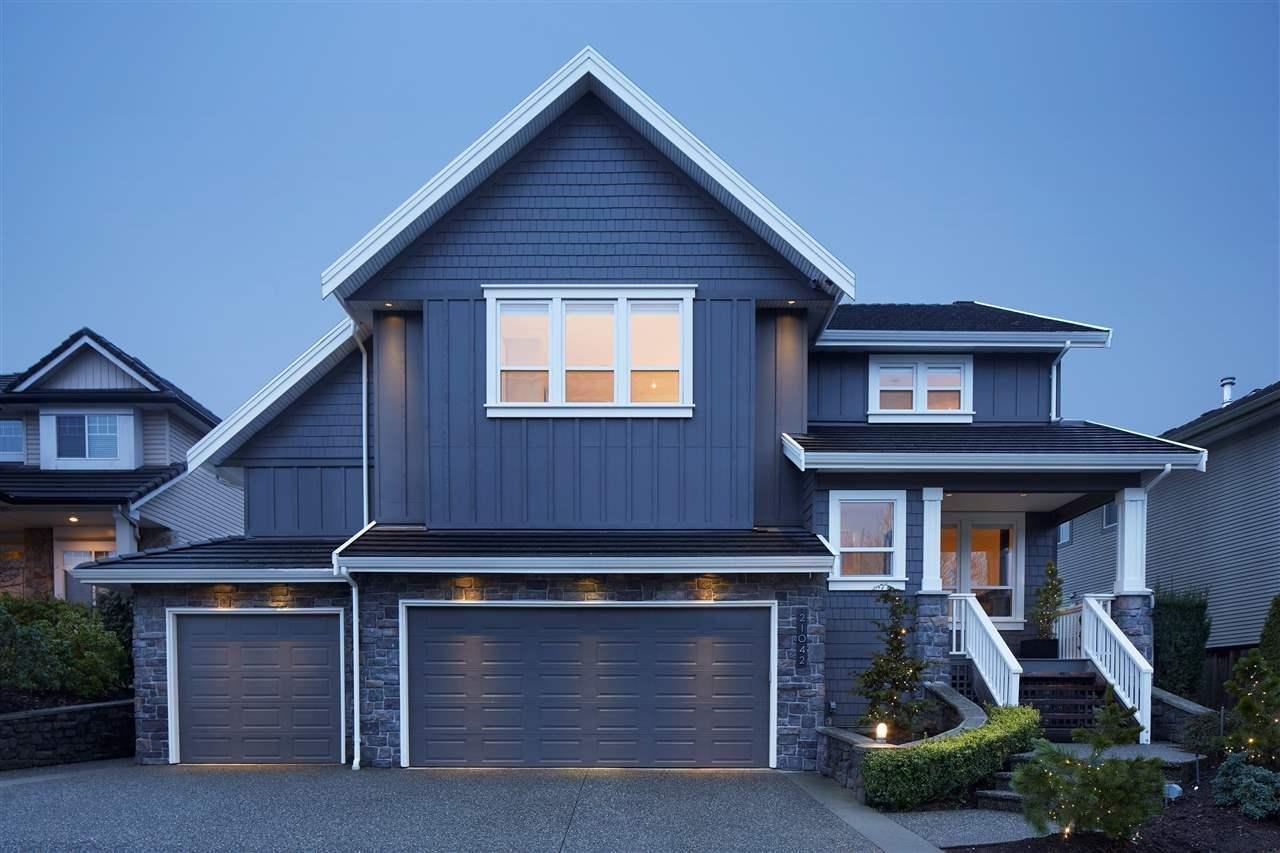 R2152566 - 21042 86 AVENUE, Walnut Grove, Langley, BC - House/Single Family