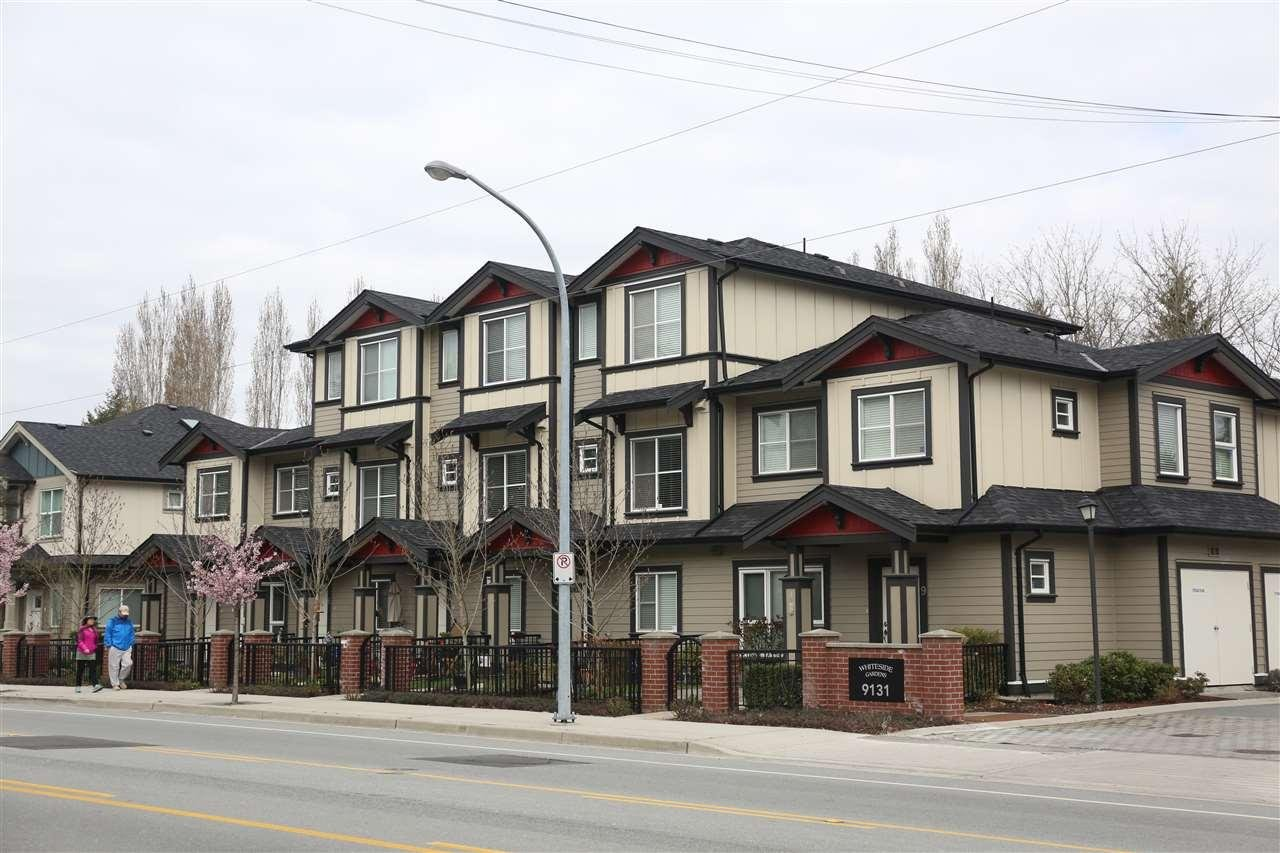 R2153003 - 5 9131 WILLIAMS ROAD, Saunders, Richmond, BC - Townhouse