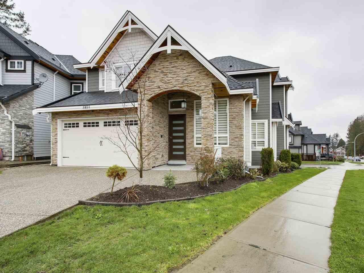 R2153133 - 5871 139A STREET, Sullivan Station, Surrey, BC - House/Single Family