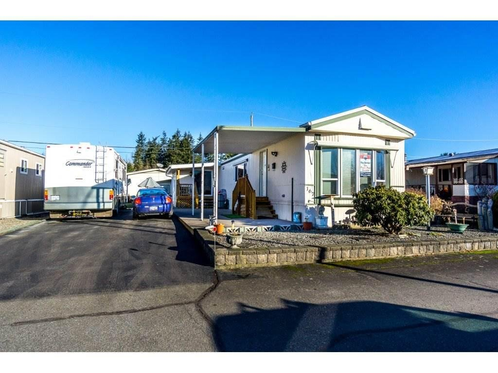 R2153155 - 167 27111 0 AVENUE, Otter District, Langley, BC - Manufactured