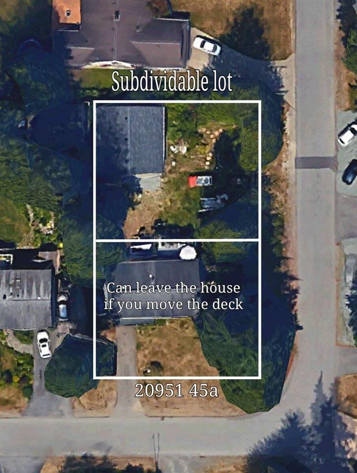 R2153291 - 20951 45A AVENUE, Langley City, Langley, BC - House/Single Family