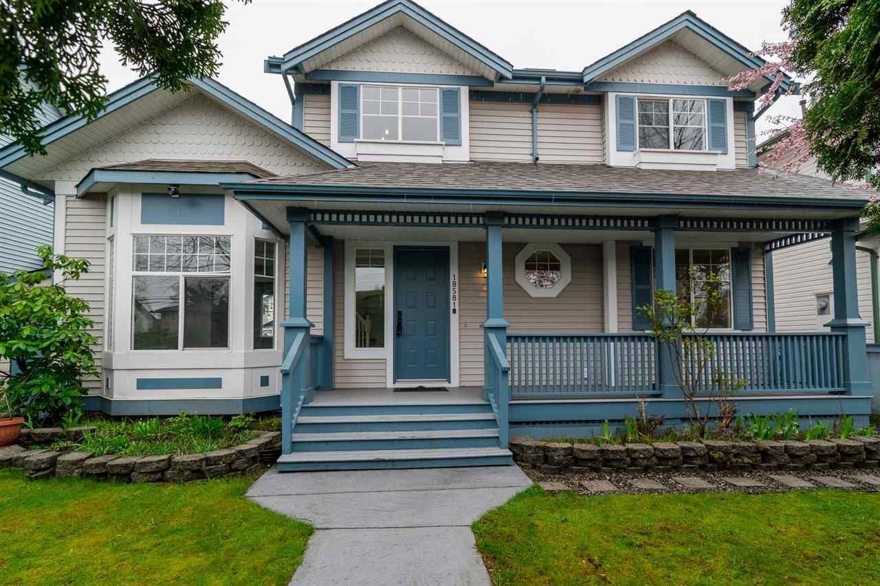 R2153416 - 18581 64 AVENUE, Cloverdale BC, Surrey, BC - House/Single Family