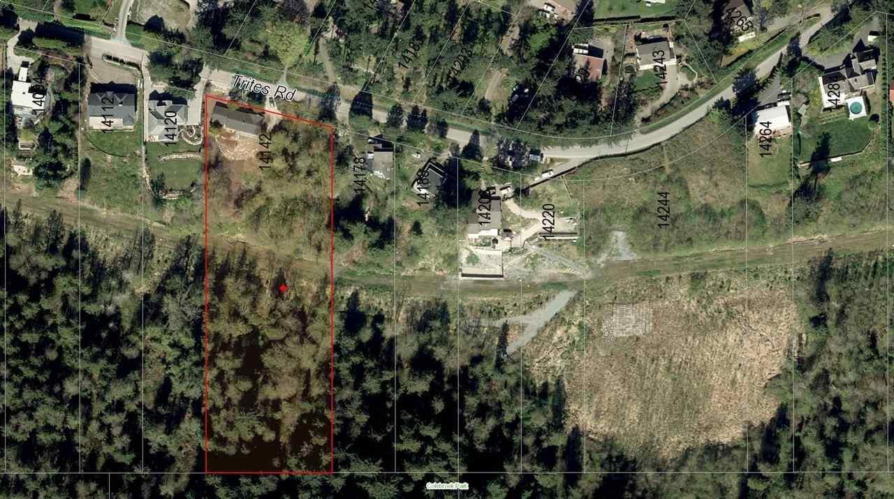R2153435 - 14142 TRITES ROAD, Panorama Ridge, Surrey, BC - House with Acreage