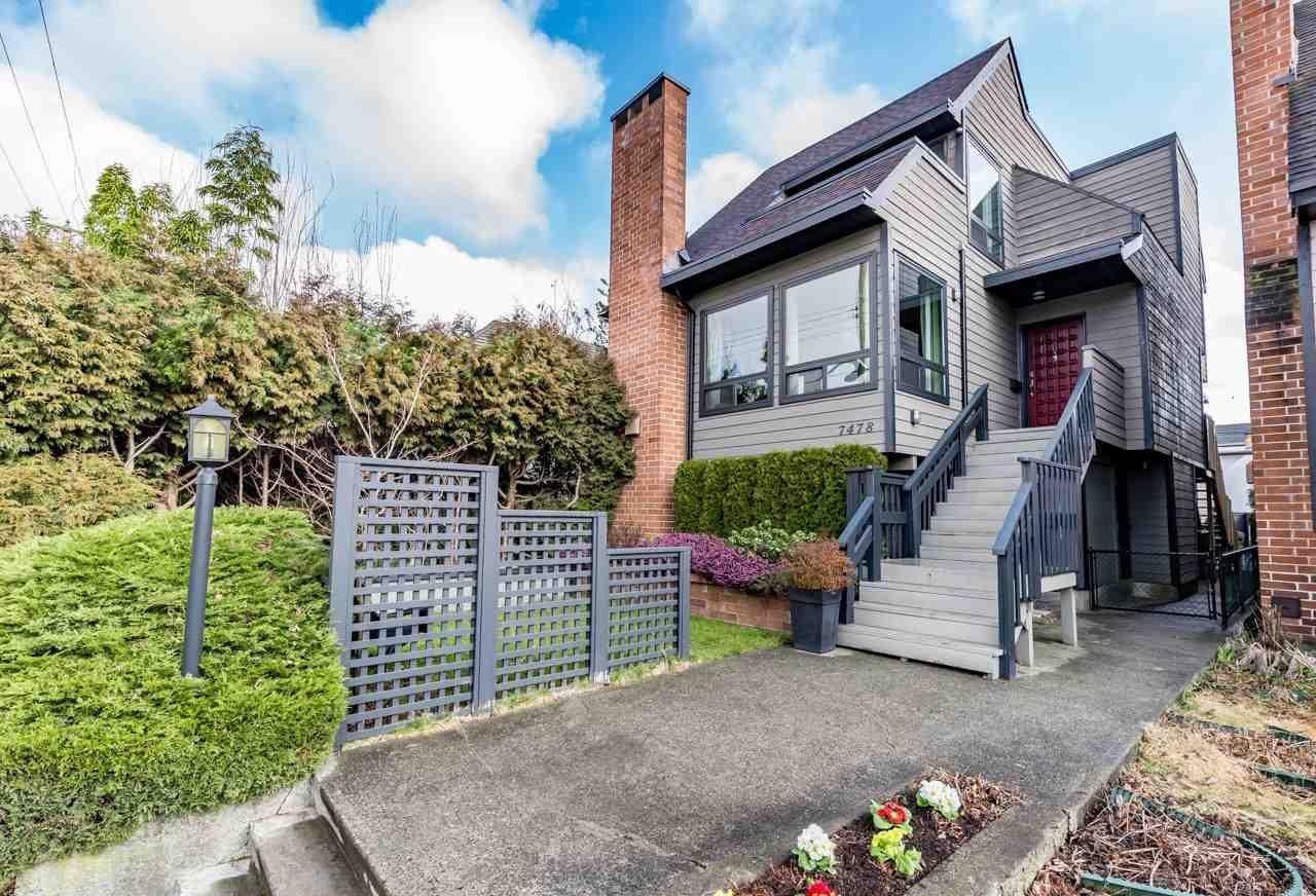 R2153505 - 7478 ONTARIO STREET, South Vancouver, Vancouver, BC - House/Single Family
