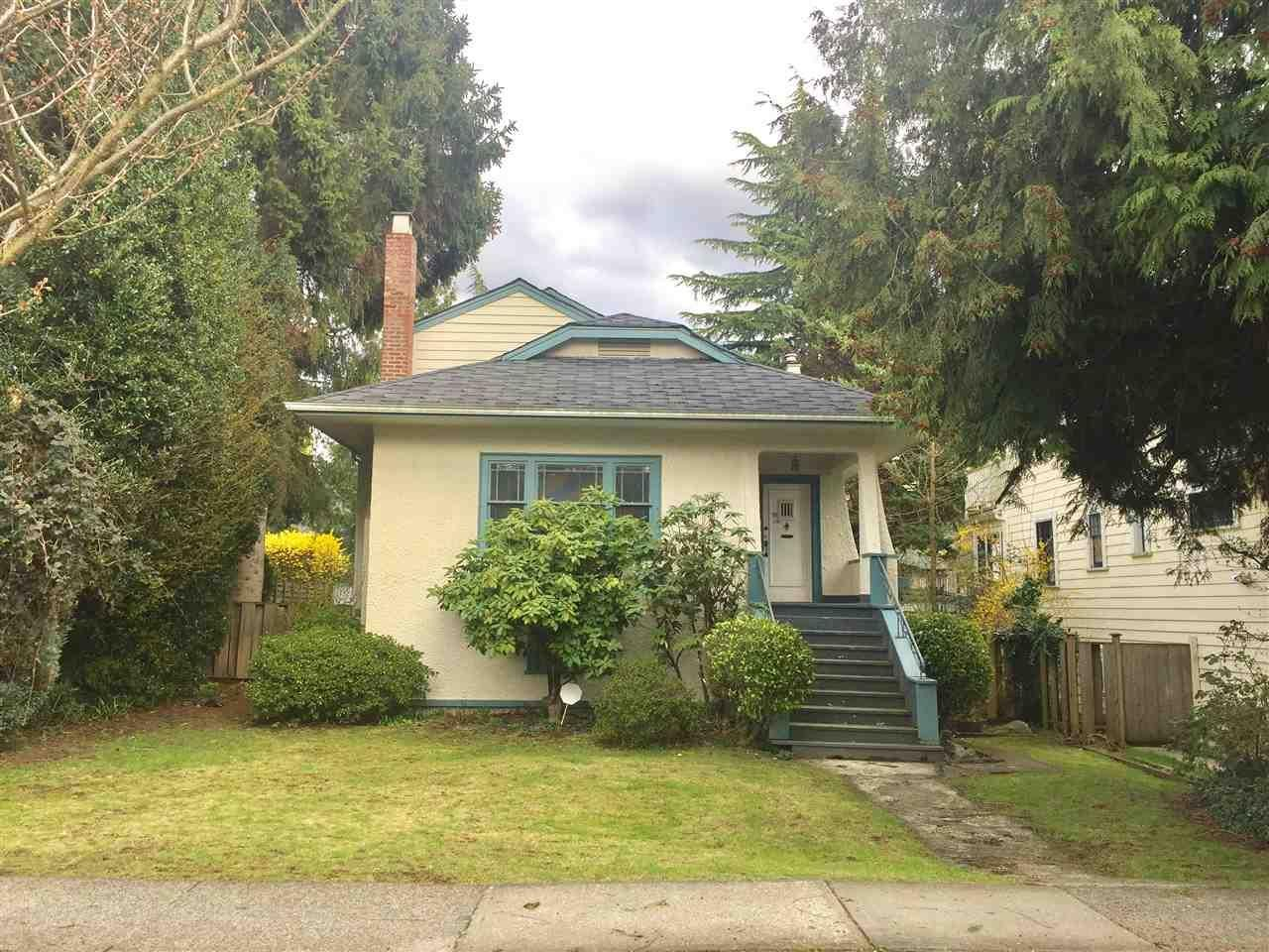 R2154230 - 6576 YEW STREET, S.W. Marine, Vancouver, BC - House/Single Family