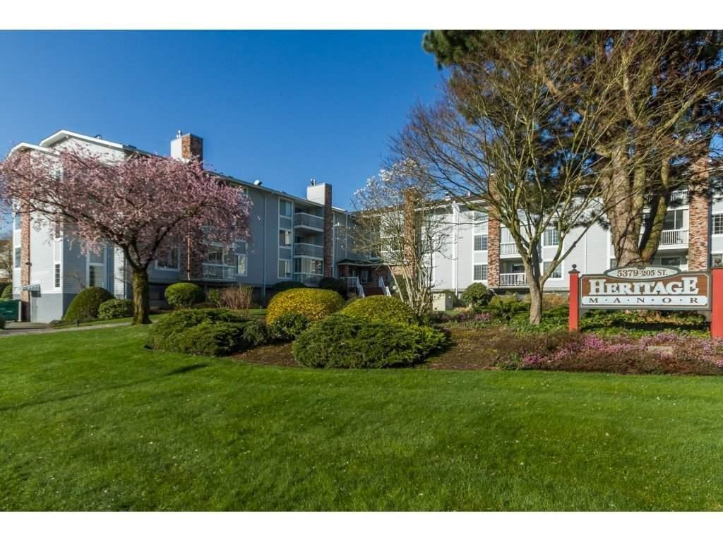 R2154299 - 215 5379 205TH STREET, Langley City, Langley, BC - Apartment Unit