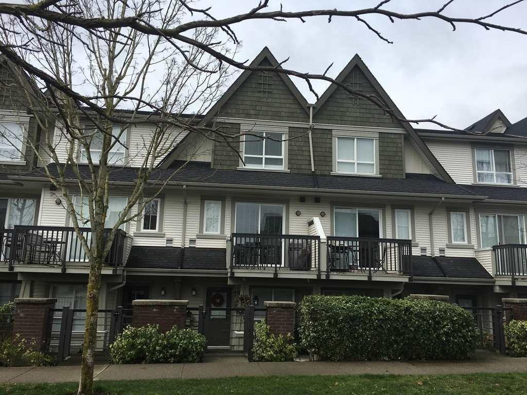 R2154435 - 10 7155 189 STREET, Clayton, Surrey, BC - Townhouse