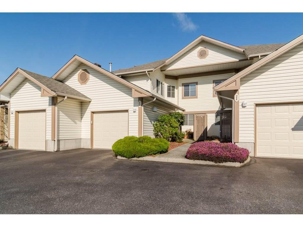 R2154586 - 23 6140 192 STREET, Cloverdale BC, Surrey, BC - Townhouse