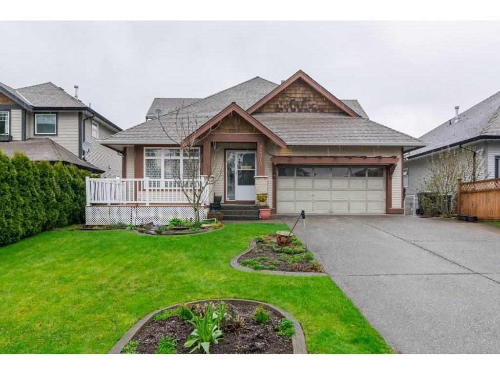 R2154621 - 22319 50 AVENUE, Murrayville, Langley, BC - House/Single Family