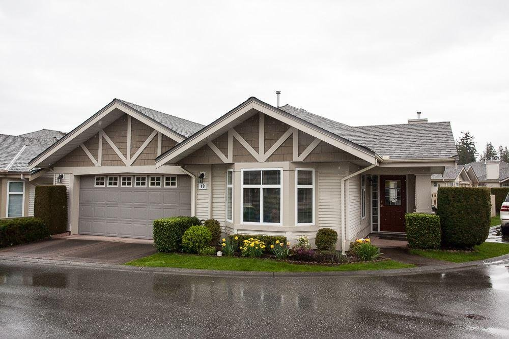 R2154627 - 49 8555 209 STREET, Walnut Grove, Langley, BC - Townhouse
