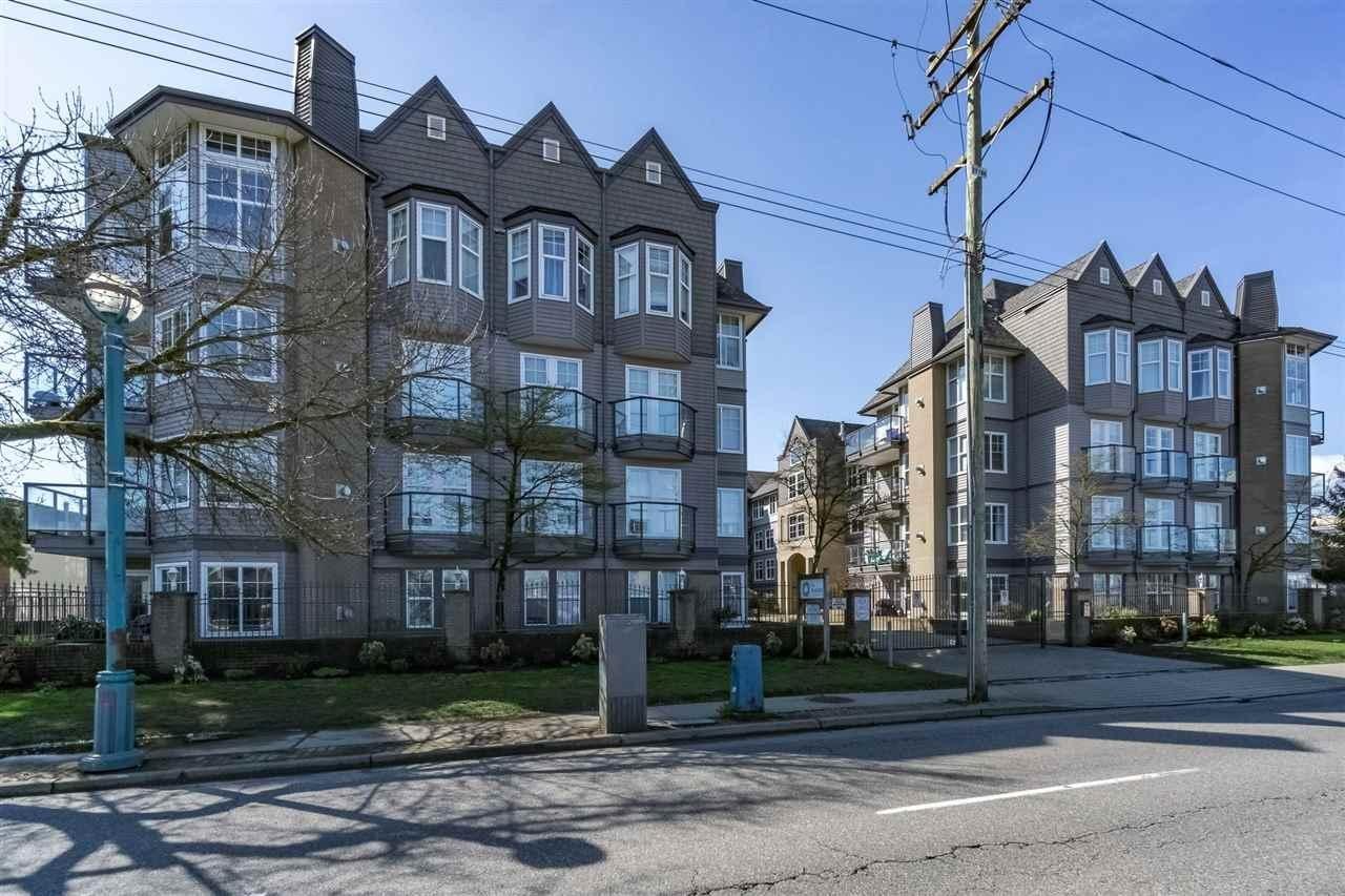 R2155077 - 110 20200 56 AVENUE, Langley City, Langley, BC - Apartment Unit