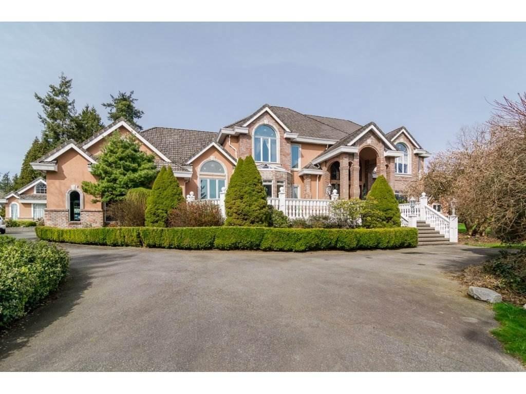 R2155192 - 13315 56 AVENUE, Panorama Ridge, Surrey, BC - House with Acreage