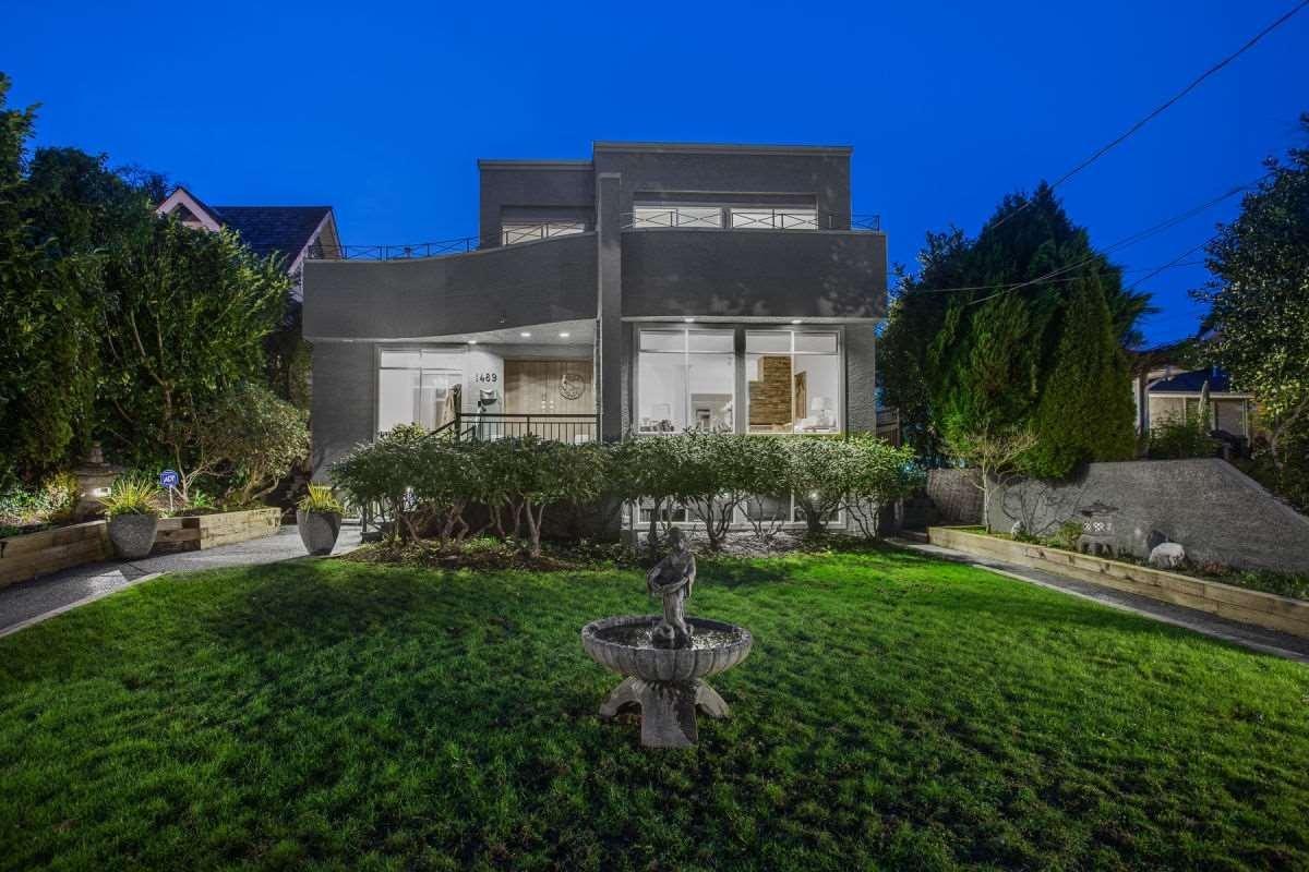 R2155230 - 1489 HAYWOOD AVENUE, Ambleside, West Vancouver, BC - House/Single Family