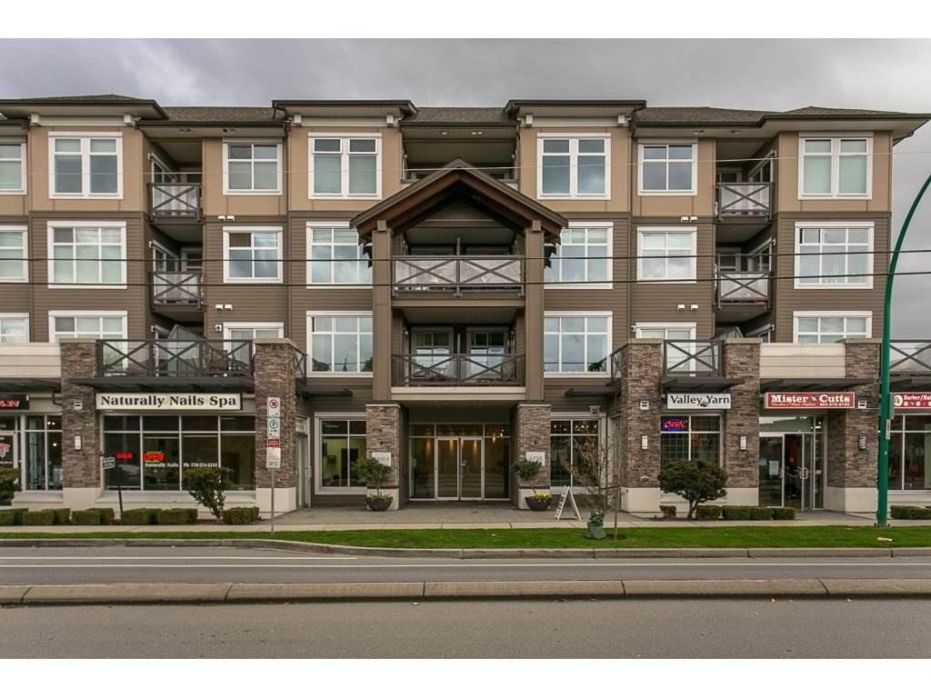 R2155262 - 411 18818 68 AVENUE, Clayton, Surrey, BC - Apartment Unit