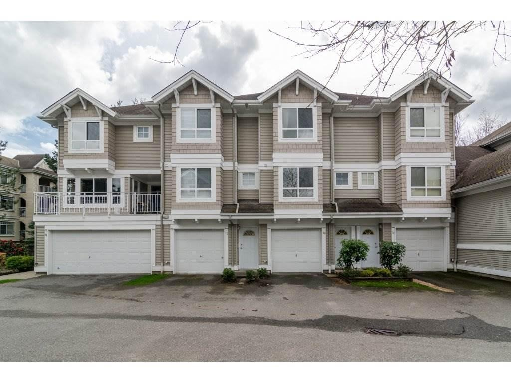 R2155340 - 18 20890 57 AVENUE, Langley City, Langley, BC - Townhouse