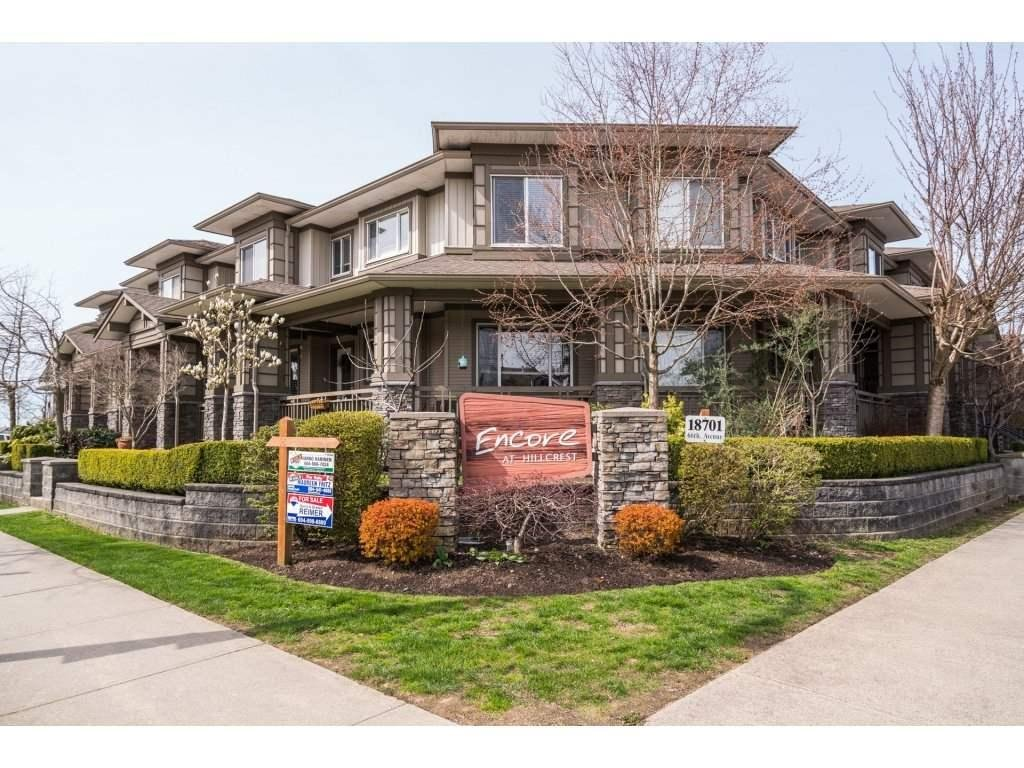 R2155378 - 81 18701 66 AVENUE, Cloverdale BC, Langley, BC - Townhouse