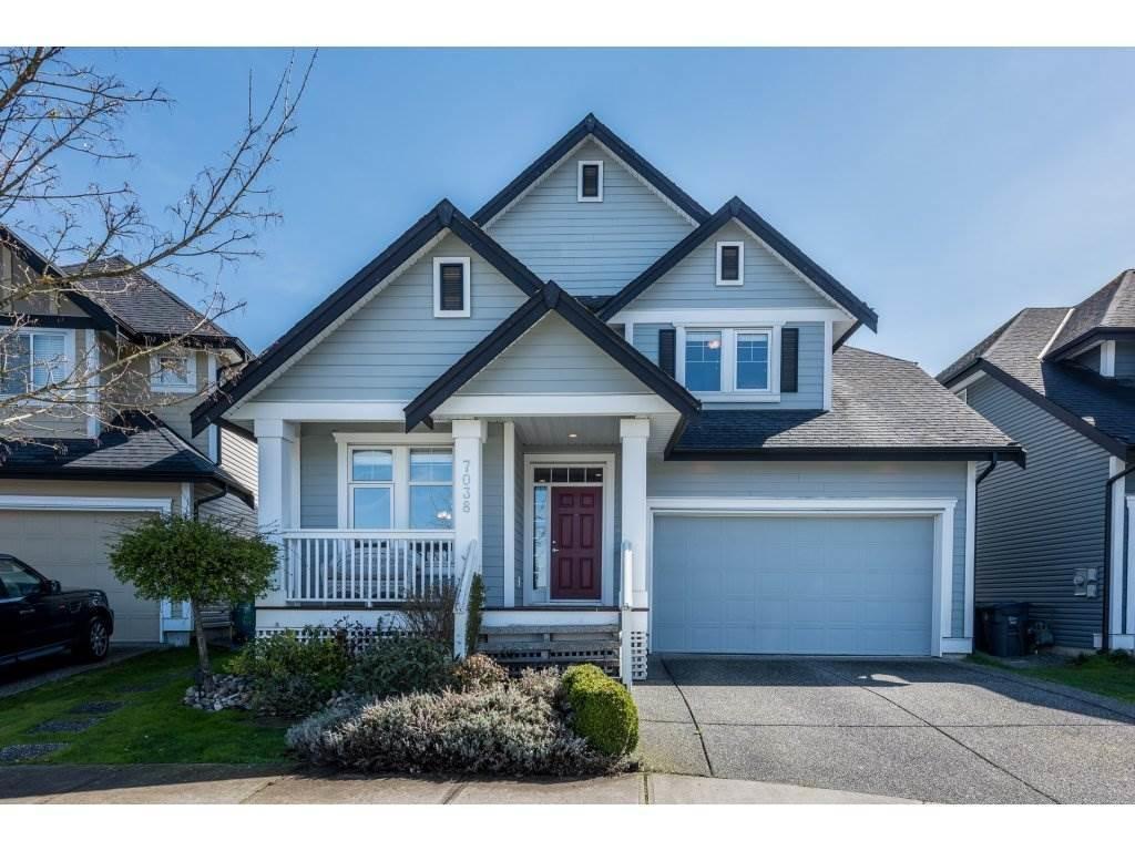 R2155496 - 7038 181B STREET, Cloverdale BC, Surrey, BC - House/Single Family