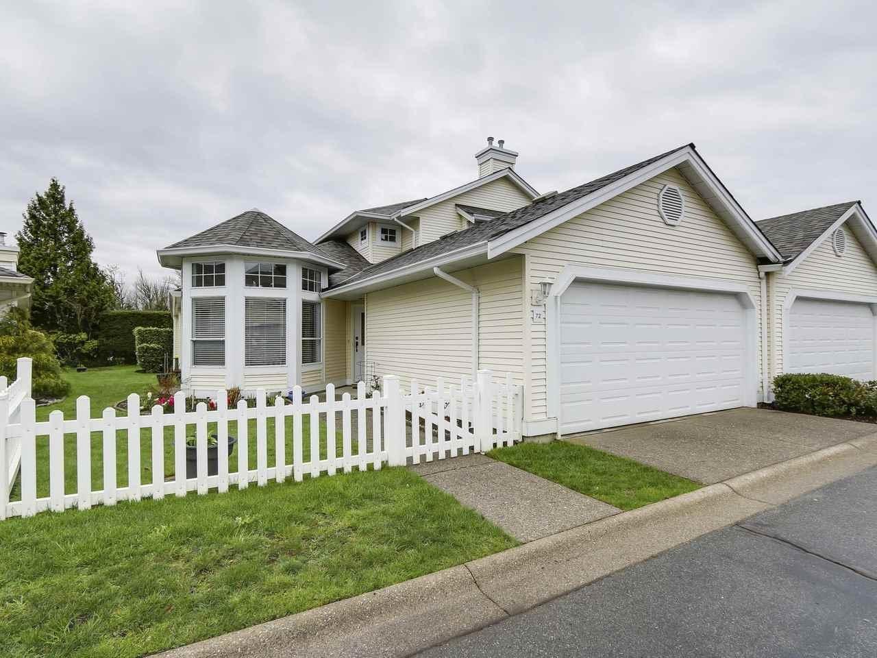 R2155500 - 72 9208 208 STREET, Walnut Grove, Langley, BC - Townhouse