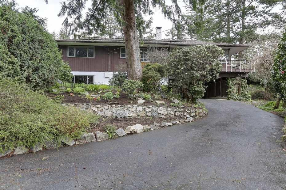 R2156102 - 6420 MADRONA CRESCENT, Horseshoe Bay WV, West Vancouver, BC - House/Single Family