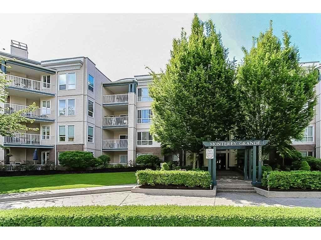 R2156114 - 204 20200 54A AVENUE, Langley City, Langley, BC - Apartment Unit