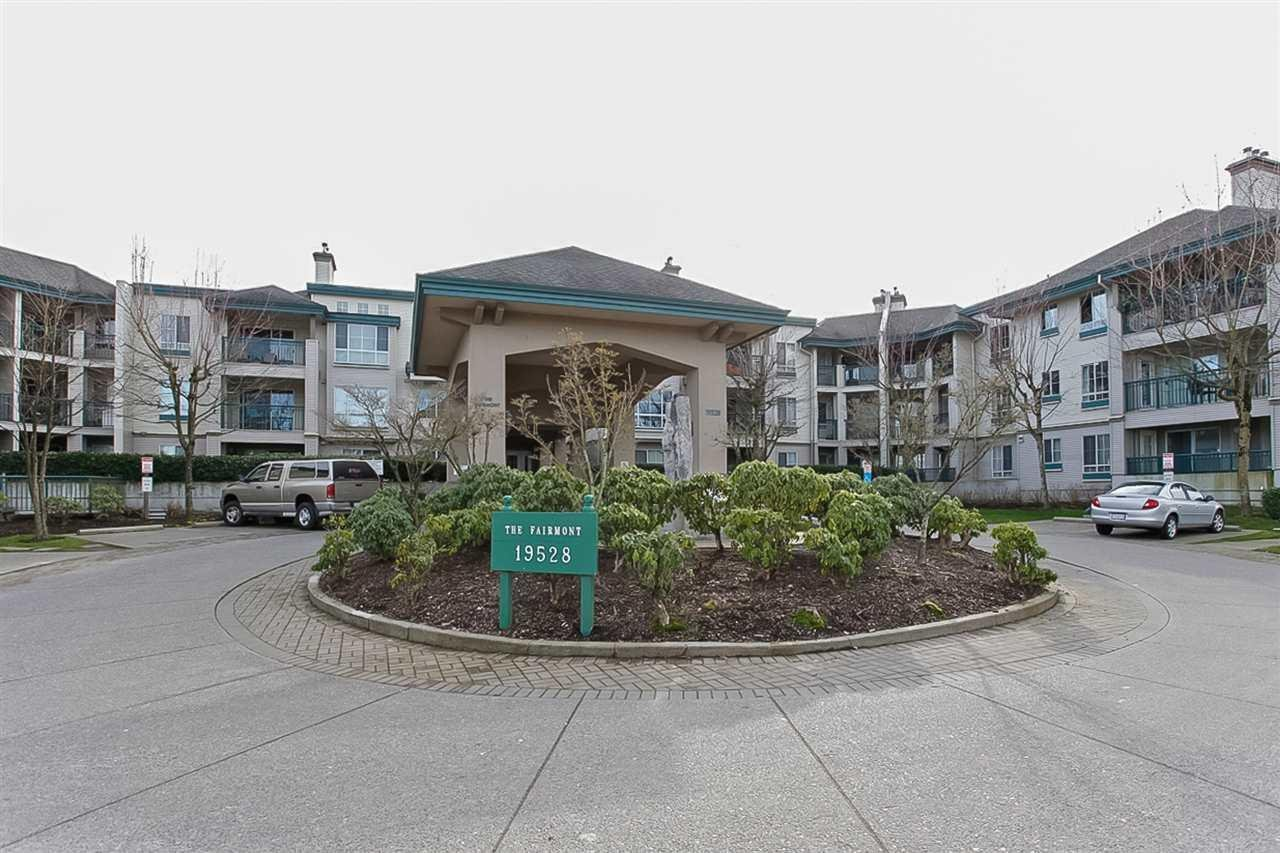 R2156152 - 103 19528 FRASER HIGHWAY, Cloverdale BC, Surrey, BC - Apartment Unit