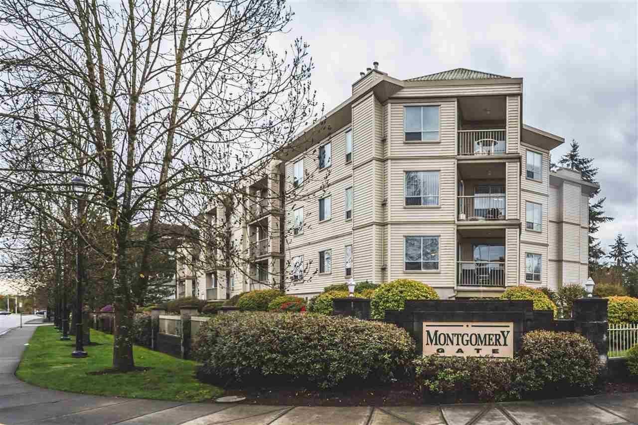 R2156192 - 101 5450 208 STREET, Langley City, Langley, BC - Apartment Unit