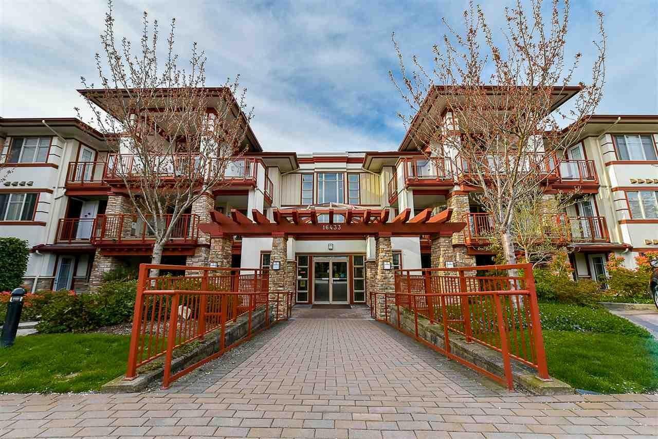 R2156252 - 107 16433 64 AVENUE, Cloverdale BC, Surrey, BC - Apartment Unit
