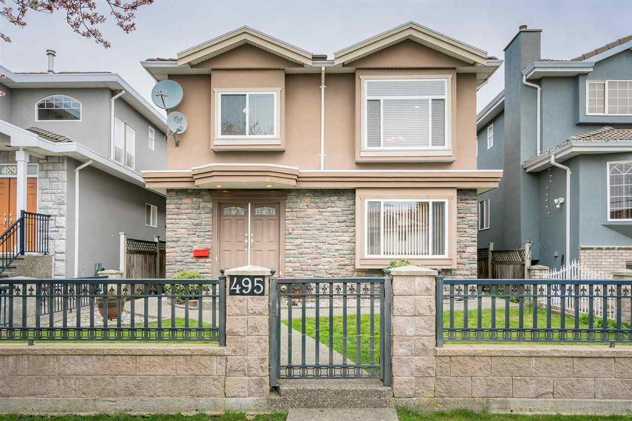R2156314 - 495 E 58TH AVENUE, South Vancouver, Vancouver, BC - House/Single Family