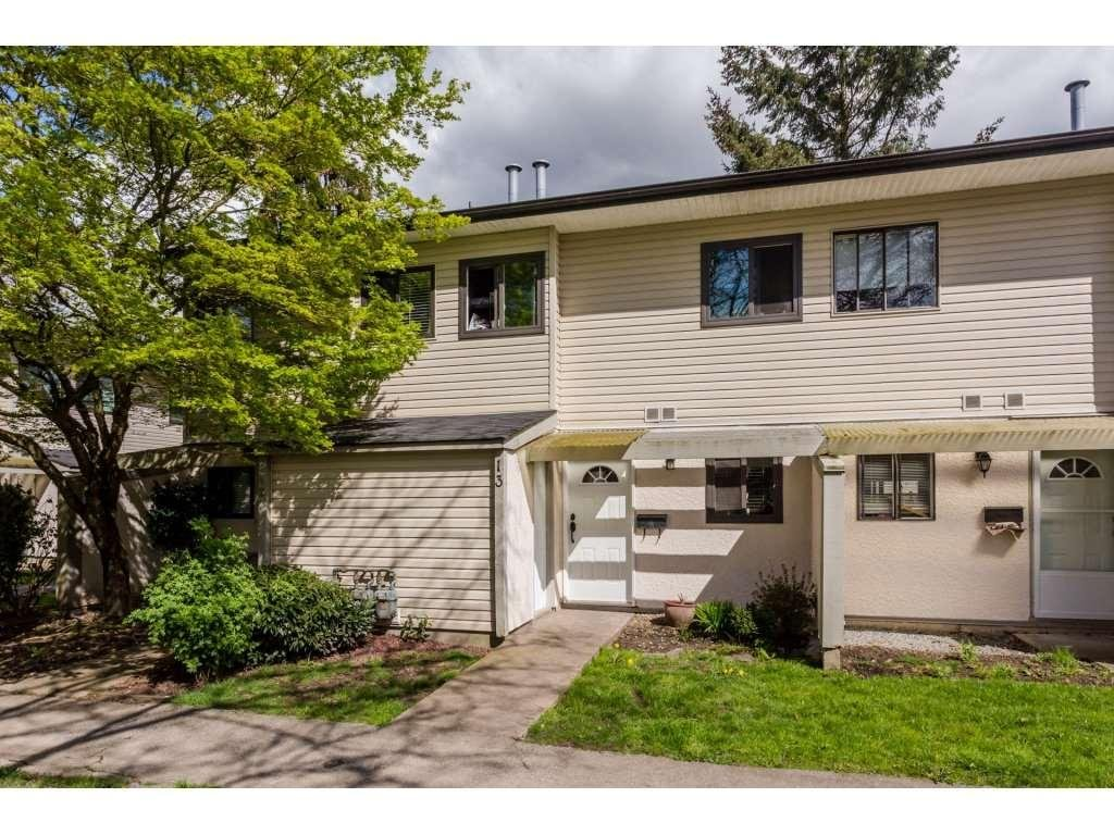 R2156369 - 13 5271 204 STREET, Langley City, Langley, BC - Townhouse