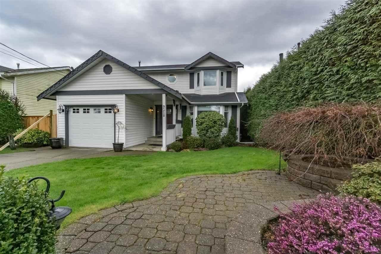 R2156379 - 9218 213 STREET, Walnut Grove, Langley, BC - House/Single Family