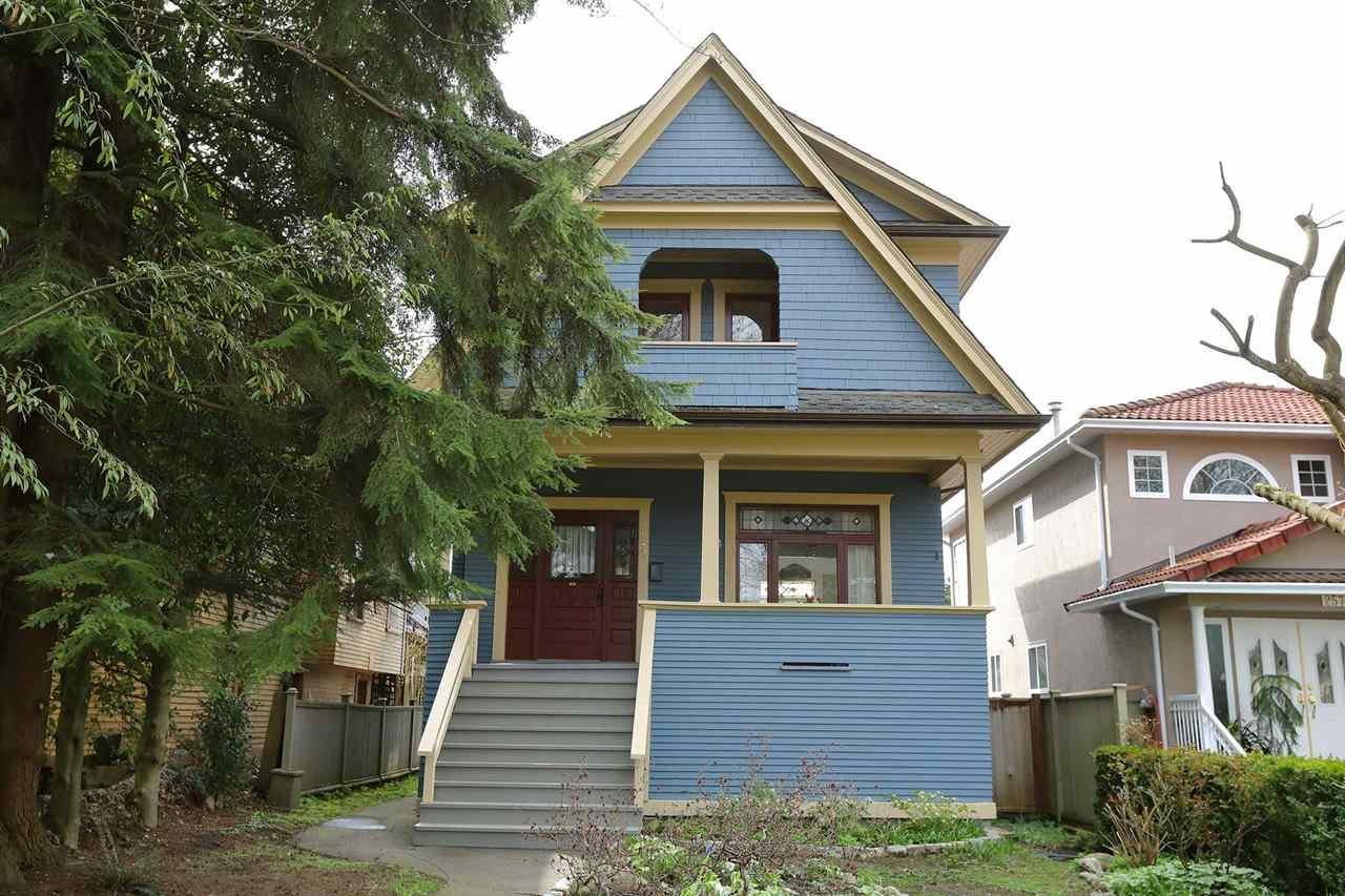 R2156562 - 2580 CAMBRIDGE STREET, Hastings East, Vancouver, BC - House/Single Family
