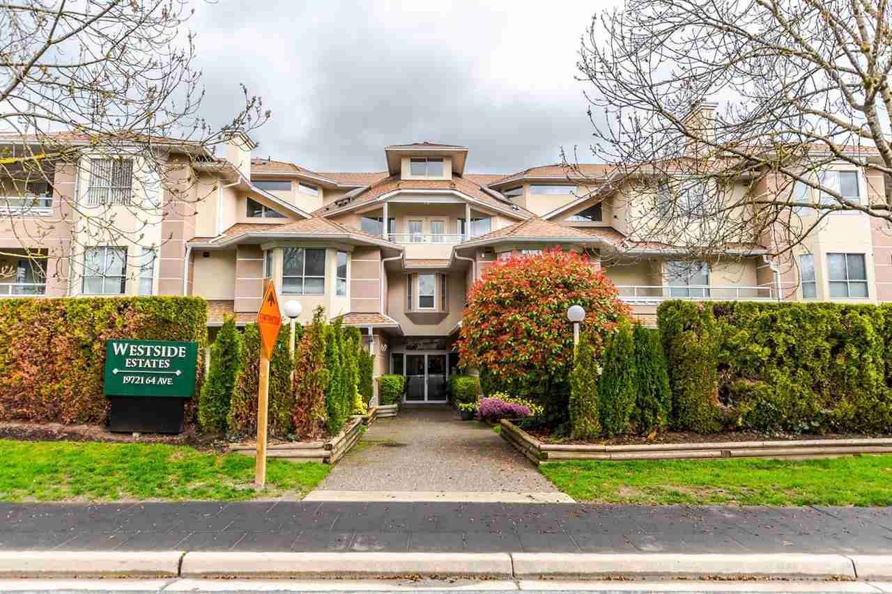 R2156597 - 201 19721 64 AVENUE, Willoughby Heights, Langley, BC - Apartment Unit
