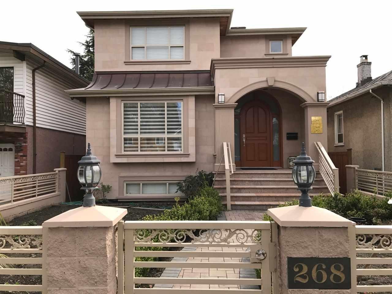 R2156623 - 268 E 48TH AVENUE, Main, Vancouver, BC - House/Single Family