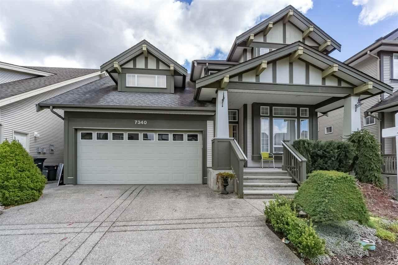 R2156658 - 7340 200A STREET, Willoughby Heights, Langley, BC - House/Single Family
