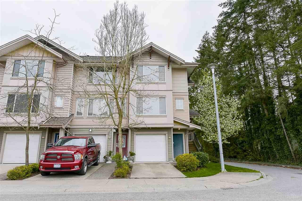 R2157216 - 1 5388 201A STREET, Langley City, Langley, BC - Townhouse
