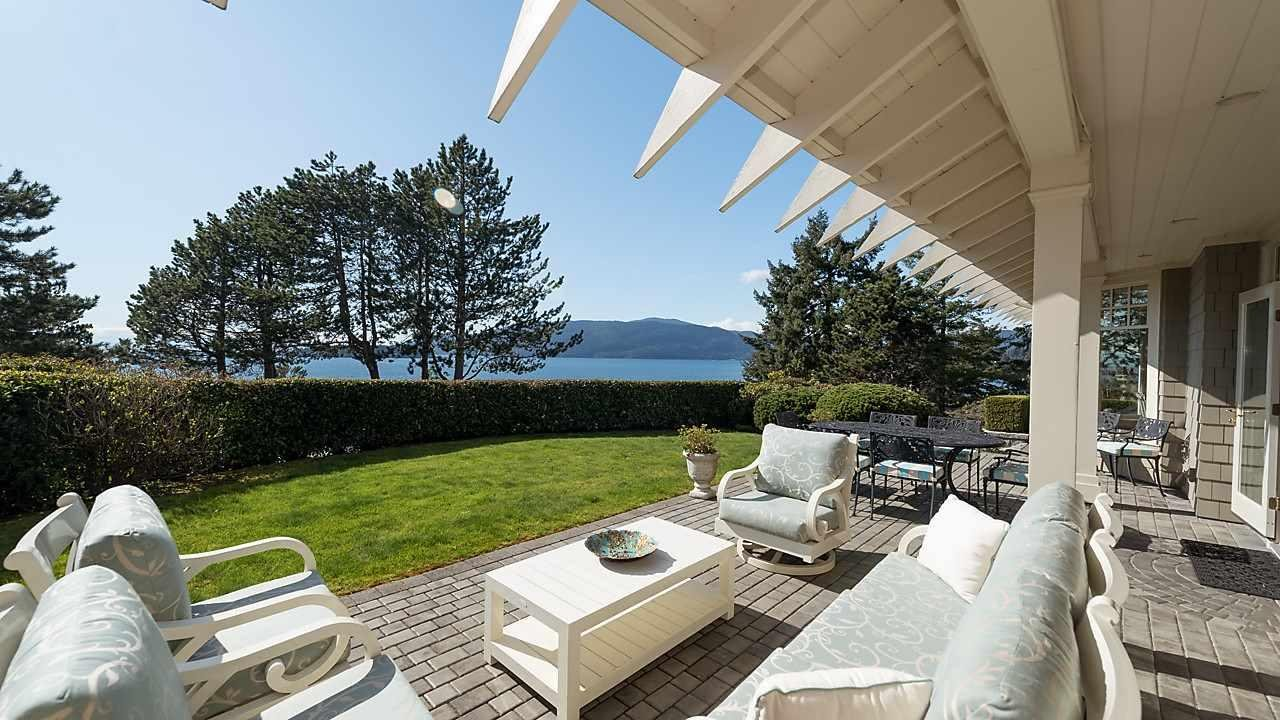 R2157295 - 5330 SEASIDE PLACE, Caulfeild, West Vancouver, BC - House/Single Family
