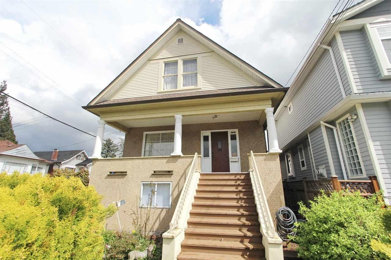 R2157296 - 4562 ST. CATHERINES STREET, Fraser VE, Vancouver, BC - House/Single Family
