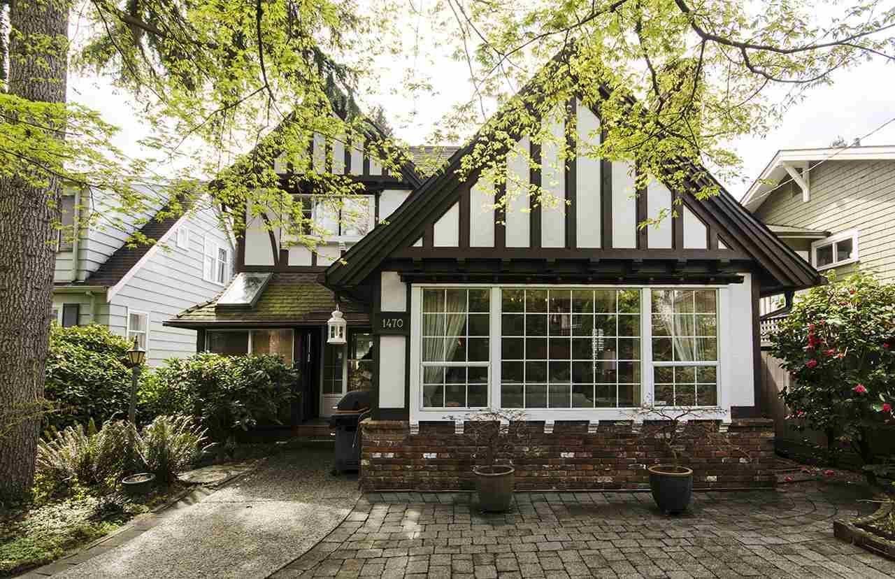 R2157346 - 1470 GORDON AVENUE, Ambleside, West Vancouver, BC - House/Single Family