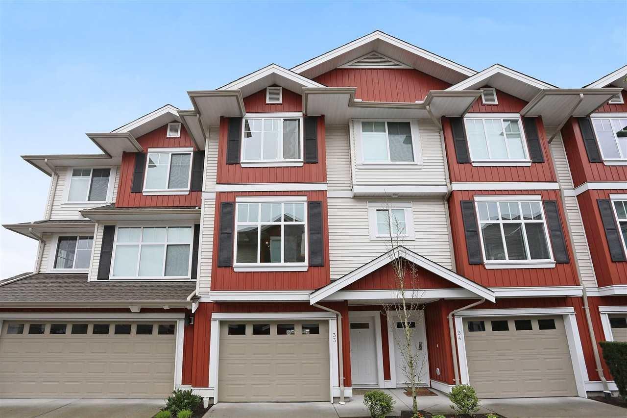 R2157365 - 33 6956 193 STREET, Clayton, Surrey, BC - Townhouse