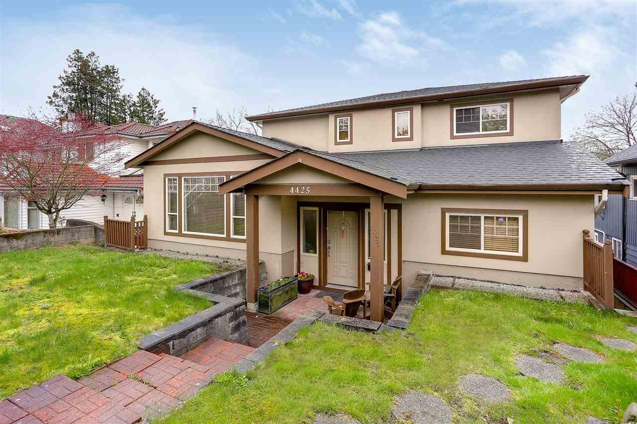 R2157369 - 4425 NANAIMO STREET, Victoria VE, Vancouver, BC - House/Single Family