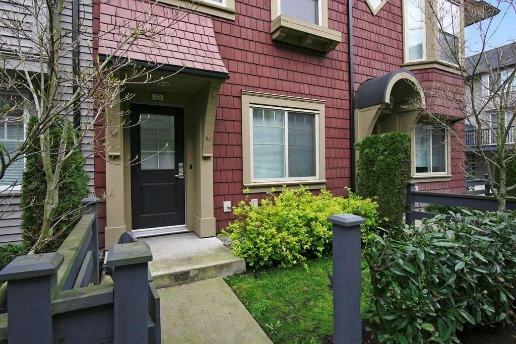 R2157371 - 33 6450 187 STREET, Cloverdale BC, Surrey, BC - Townhouse